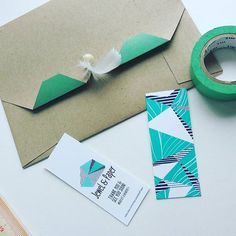 Shipping order ✈📮 #jewelandpaper #card #postcard #postcard #packaging #green #turquoise #shapes #shipping #order #crafts #kraft #handmade #makersgonnamake Green Turquoise, Postcards, Packaging, Shapes, Jewels, Photo And Video, Handmade, Crafts, Instagram