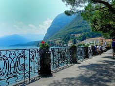 Bed and Breakfast Lake Como Lombardy Italy What A Wonderful World, Lake Como Italy, Lugano, I Want To Travel, Italy Vacation, Vatican, Malta, Wonders Of The World, Switzerland