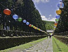 Approaching Gwaneumsa Temple on Jeju Island Jeju Island, South Korea, Places To See, Natural Beauty, Temple, Adventure, World, Nature, Bucket
