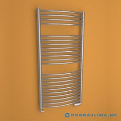 ISAN Silla Radius Inox vodný nerezový radiátor   Dobrá Klíma