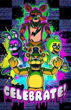 Five Nights At Freddy's by Red-Flare.deviant... on @deviantART