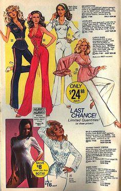 Retro Fashion Coming Back .Retro Fashion Coming Back 70s Fashion, Fashion Art, Vintage Fashion, Fashion Design, Vintage Couture, French Fashion, Winter Fashion, Fashion Tips, Vintage Patterns