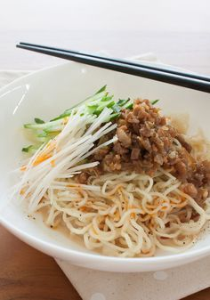 冷やし担々麺 by tomo   レシピサイト「Nadia   ナディア」プロの料理を無料で検索
