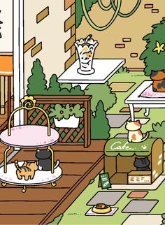 Neko Atsume Kitty Collector, Mega Gardevoir, What Cat, Cute Paintings, Haha, Kitty Cats, Comics, Random Stuff, Video Games