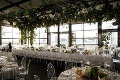 Rooftop Weddings / Wedding Style Inspiration / LANE
