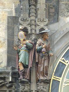 Prague - Astronomical Clock Detail