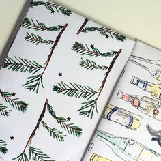 NOTTENE wrapping paper http://nottene.net