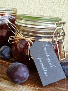 Plum, Goodies, Food And Drink, Canning, Fruit, Vegetables, Drinks, Health, Sweet