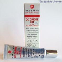 Una crema leggera e rivoluzionaria che cambia colore in base alla pelle... risvegliate tutta la vostra luminosità con la nuova CC Cream HD di Erborian France in esclusiva per Sephora Italia!