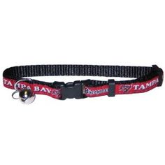 Pets First Tampa Bay Buccaneers Cat Collar ♥ at BuyDogSweaters.com Pet  Collars 30065275c
