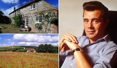 Amid poppy fields in East Sussex, a Grade II-listed house that was once home to British Fifties matinée idol Dirk Bogarde is for sale. The late actor, who went on to star in films including The Servant (1963) and Death in Venice (1971), lived in the flint cottage in his youth. He always had fond memories of his childhood home, calling his memoir Great Meadow after the view from its windows.