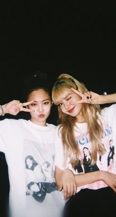 Lisa and Jennie ❤️❤️❤️ Divas, Kim Jennie, Yg Entertainment, South Korean Girls, Korean Girl Groups, Oppa Gangnam Style, Lisa Blackpink Wallpaper, Blackpink Photos, Blackpink Jisoo