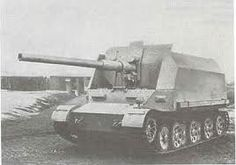 PZ Sfl IVc Flak gun mounted tank destroyer. In World of Tanks it's all so know as the flak bus or toaster.