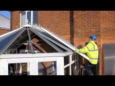 Conservatory Roof Replacement, Greenspace Conservatories