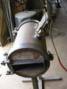 propane forge - WeldingWeb™ - Welding forum for pros and enthusiasts