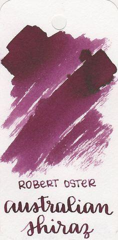 All the Sheen — Mountain of Ink Australian Shiraz, Fountain Pen Ink, Mountain, Ink Cartridges, Stationary, Journaling, Pen Pals, Watercolour, Thursday