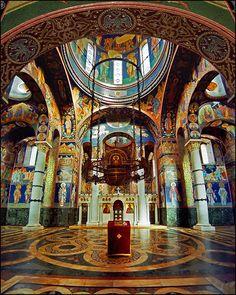 The church of St. George in Topola, Serbia (by Katarina 2353).