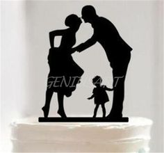 Acrylic Mr &Mrs Bride and Groom Wedding Love Cake Topper Party Favors Decoration