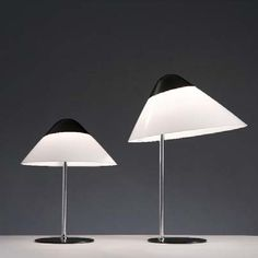 Hans Wegner, Opala Table Lamp for Louis Poulsen, 1976.