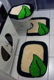 ARTES EM RETALHOS FOZ BRASIL: Agosto 2011 Diy Carpet, Rugs On Carpet, Rya Rug, Latch Hook Rugs, Rug Hooking, Knitting Stitches, Decorating Your Home, Lana, Sewing Crafts