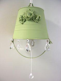 Charm recapturado: Cubo de la lámpara