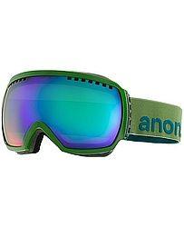 brýle Anon Comrade - Grass Hopper/Green Solex