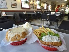Restaurant Review: Gilbert's Chowder House in Portland
