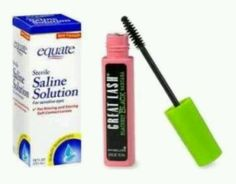 Add saline solution to refresh dried-out mascara. To think of aaaalllllllll the MAC mascara I've wasted. Beauty Secrets, Diy Beauty, Beauty Hacks, Beauty Tips, Fashion Beauty, Do It Yourself Fashion, Do It Yourself Home, Just In Case, Just For You