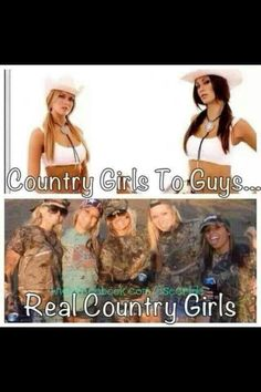 Real Country Girls