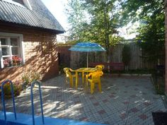 Holiday Home Chastnoe Domovladenie Pereslavl-Zalesskiy Featuring a garden, Holiday Home Chastnoe Domovladenie is a detached holiday home set in Pereslavl-Zalesskiy in the Yaroslavl Region Region.  There is a seating area, a dining area and a kitchen equipped with an oven. A TV is provided.
