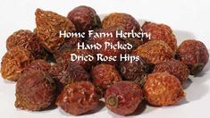Rose Hips, Order now, FREE shipping &..., Food items in Hart County