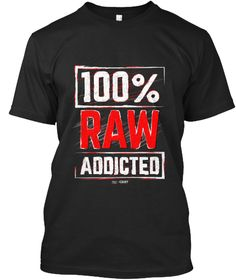 Premium Raw Addicted T-Shirt. You need this during the upcoming parties!  Expressing our love for the music by creating unique merchandise!  http://ift.tt/2nLn6LM (LINK IN BIO!)  Tag us if you want to be featured! Tags: #hardstylemerchandise #hardstyle #merchandise #defqon1 #rawstyle #defqon #qdance #hardstyler #qlimax #ql16 #hardstylefamily #harddance #radicalredemption #minusmilitia #hardstyles #g4h #gunzforhire #defqonchile #hardstyleismystyle #150bpm #hardbass #hb17 #hardbass2017…