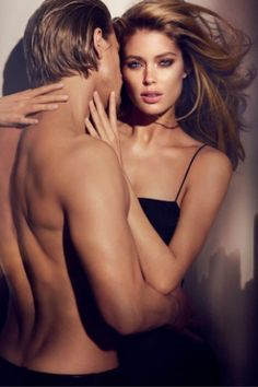Doutzen Kroes in the new Calvin Klein 'Reveal' Campaign: And she's hotter than ever.
