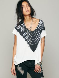 We The Free Shoreline Tee http://www.freepeople.com/whats-new/we-the-free-shoreline-tee/#