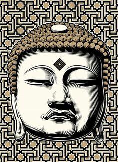 Foto: • ARTIST . CRYPTIK •  ◦ Buddha Head ◦