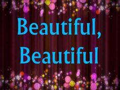 Beautiful, Beautiful ~ Francesca Battistelli **Lyric video** Great song. <3