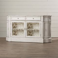 You'll love the 4 Door Wood Sideboard at Wayfair - Great Deals on all Furniture products with Free Shipping on most stuff, even the big stuff.