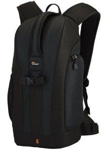 Lowepro Flipside 200 Backpack-Black by Lowepro. $69.95. From the Manufacturer                   Flipside 200        Manufacturer Description:  The compact, lightweight design of the Flipside 200 backpack lets you carry your digital SLR without worry. The unique back compartment entry gives you safe, easy access to camera gear when you're setting up plus extra security when you're on the move. Outer storage panels keep digital accessories and personal items close at h...