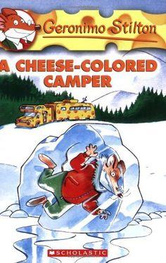 A Cheese-Colored Camper (Geronimo Stilton, No. 16) by Geronimo Stilton