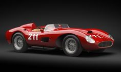 No fewer than 22 pristine and historic Ferraris will appear on the auction block on May 11th and 12th, 2012. From a curvaceous 1963 250 GT Europa to a more recent 2006 Ferrari FXX Evouzione built just for the track