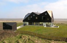 Dune House by JVA and Mole Architects - Suffolk, UK
