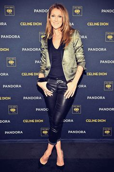 Celin Dion performs at Pandora presents Celine Dion