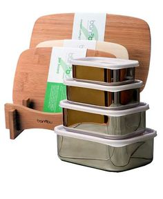 Image of Eco-Friendly Kitchen Accessories