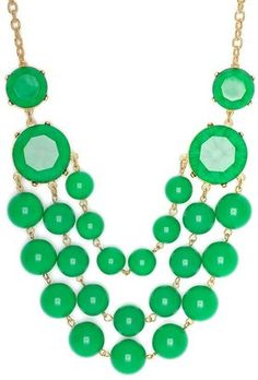 ShopStyle: Lime Bauble Bib (Pre-Order: Ships by July 1st)