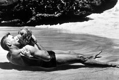 From Here to Eternity-Montgomery Clift, Deborah Kerr, Burt Lancaster-1955