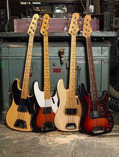 Fender Custom Shop Precision Bass