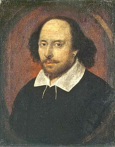 William Shakespeare- poet, playwright and actor. wildely regarded as greatest writer in the English language