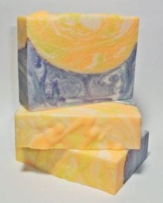 Shea & Cocoa Butter Silk Soap  Morning by MountainScentament, $5.00