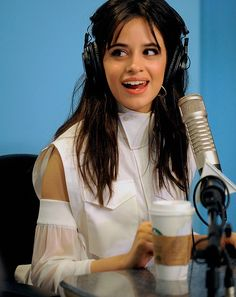 Camila on 'Elvis Duran and the Morning Show' - 11/01/18