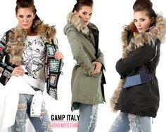 GAMP Italy * Onlineshop www.lapurpura.de #bohemian #boho #jacke #jacket #parka #patchwork